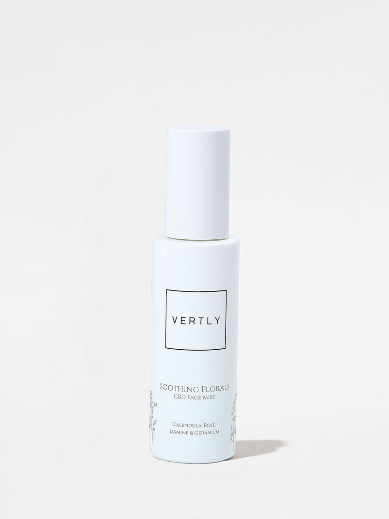 Vertly Soothing Florals Face Mist Bottle 2oz