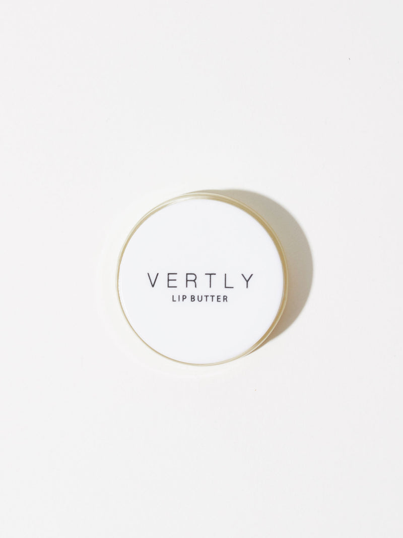 Peppermint CBD Lip Balm from Vertly, curated by Standard Dose