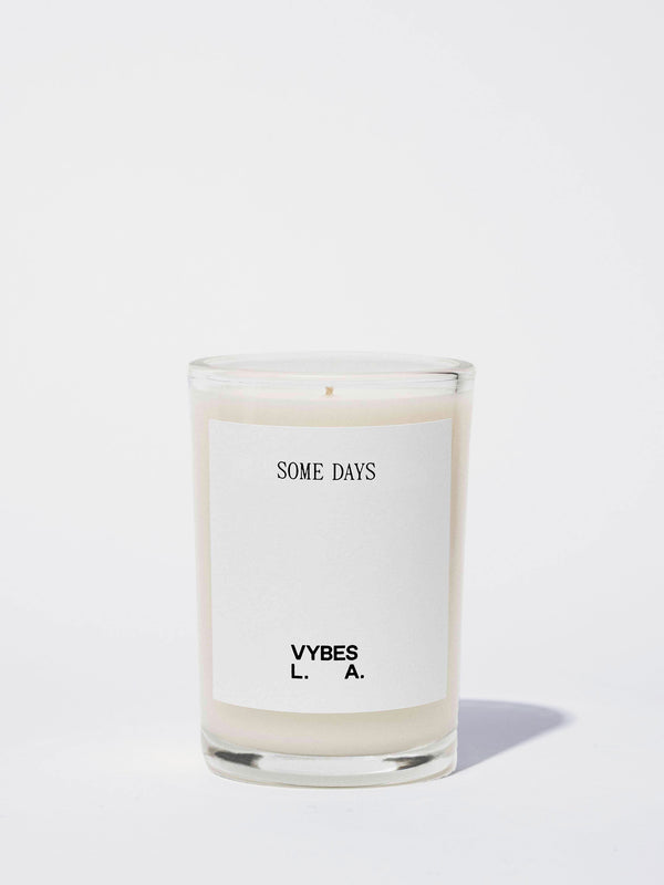 Vybes Some Days Candle