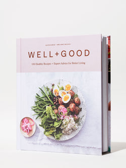 The Well + Good Cookbook, curated by Standard Dose