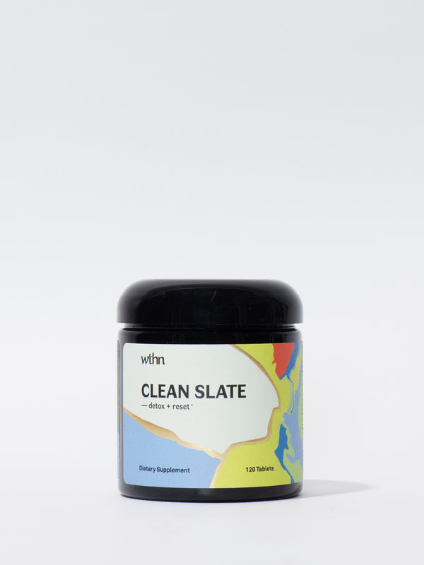 Clean Slate Herbal Tablets