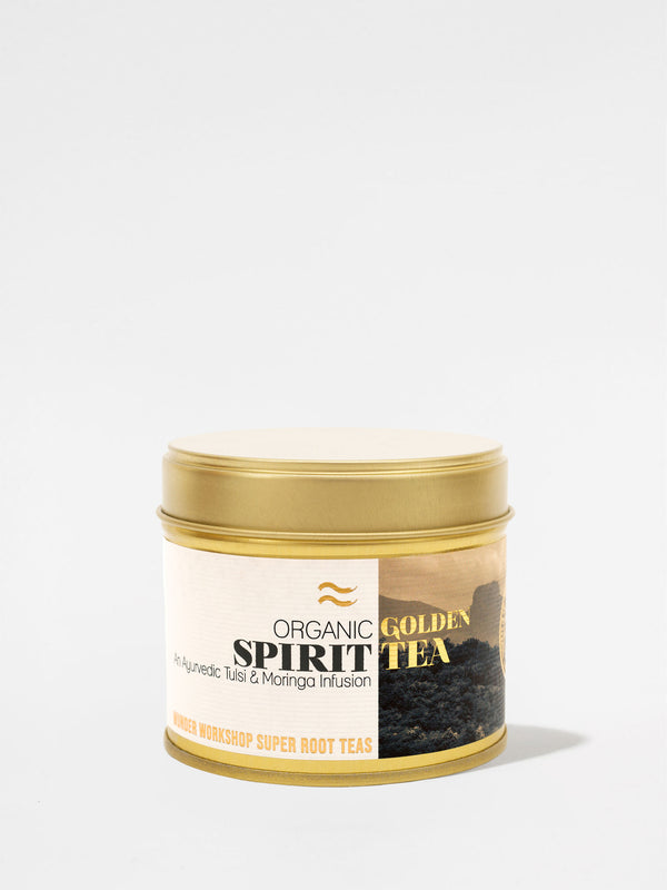 Golden Spirit Tea