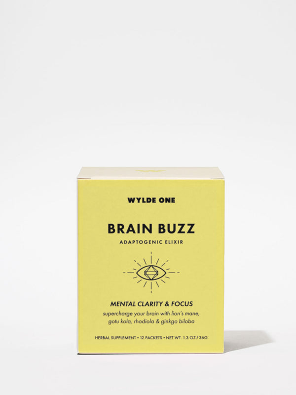 Wylde One Brain Buzz Box 12 packets