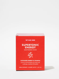 Wylde One Supertonic Energy Box 12 packets