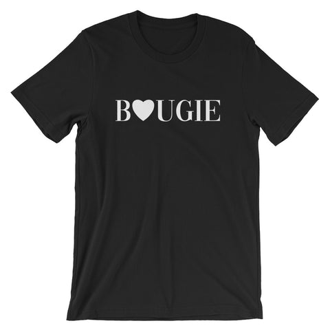 Bougie Hearts Club Short-Sleeve Womens T-Shirt