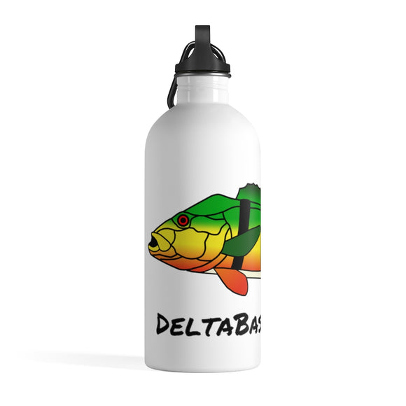 Peacock Bass Stainless Steel Water Bottle