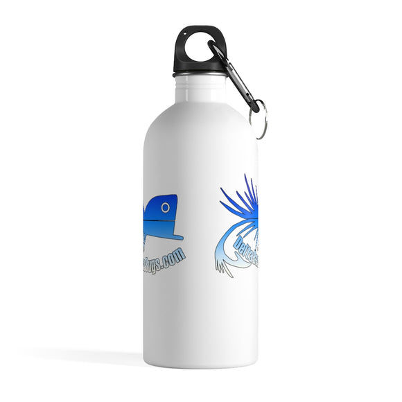 DBB Logo Stainless Steel Water Bottle