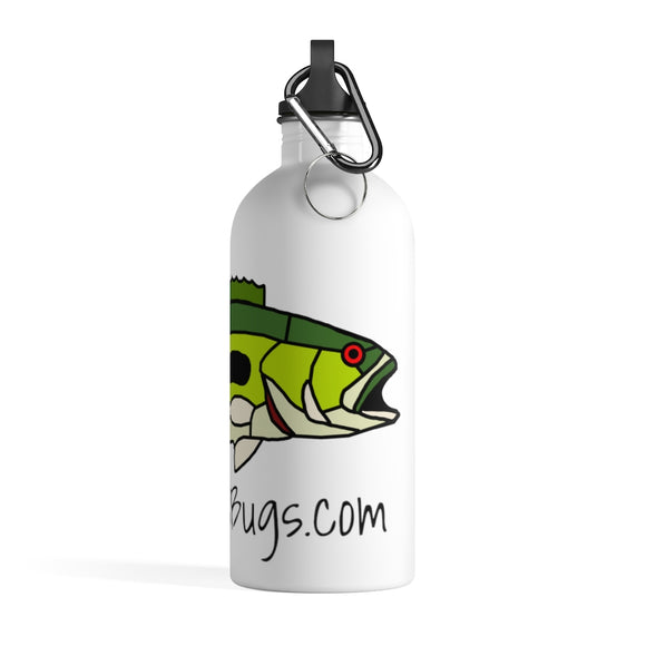 Largemouth Bass Stainless Steel Water Bottle