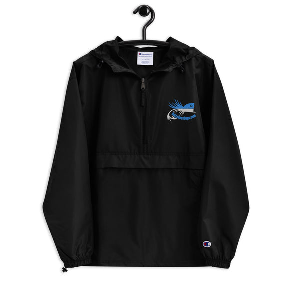 DBB Logo Embroidered Champion Packable Jacket