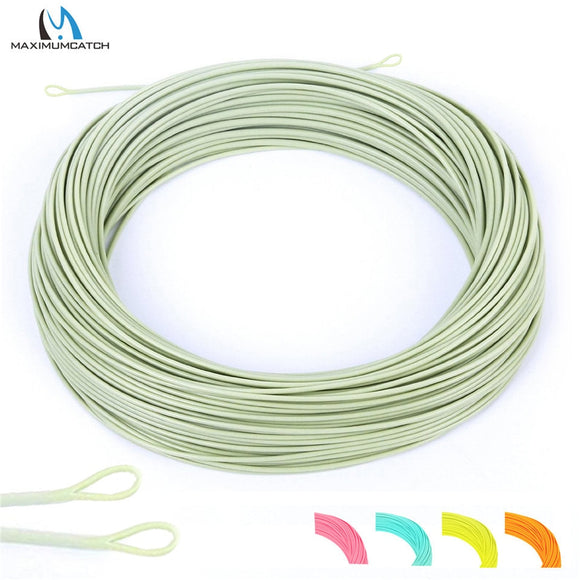 Maximumcatch Weight Forward Floating Fly with Welded Loops Fly Line
