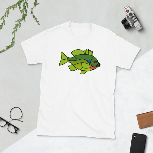 Bluegill Short-Sleeve Unisex T-Shirt