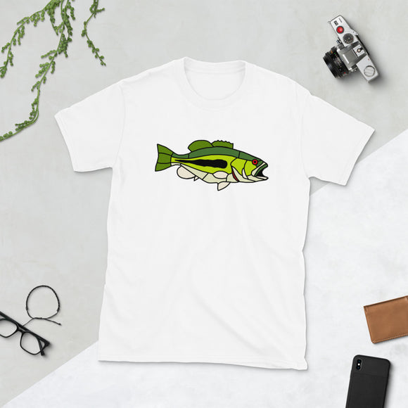 Bass Short-Sleeve Unisex T-Shirt