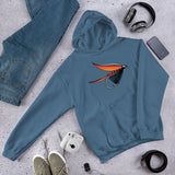 Trout Fin Hoodie