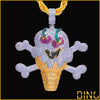 Pirate Ice Cream Pendant
