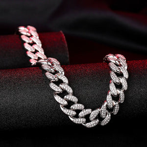 Miami Cuban Link Chain - Iced Out
