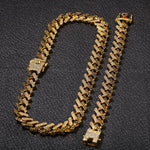 Prong Cuban Chain