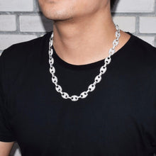 Gucci Link Chain - Gold & White Gold