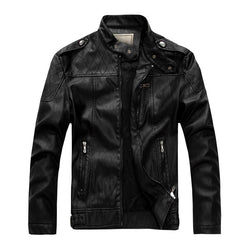The Bain Jacket Black