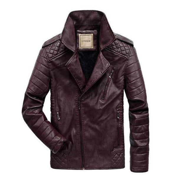 The Marshall Jacket Maroon