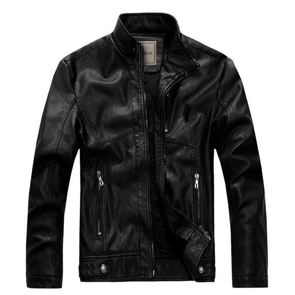 The Aviator Jacket Black