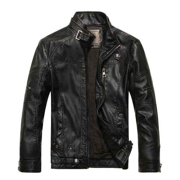 The Chief Jacket Black