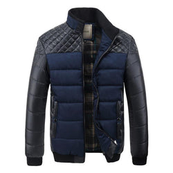 The Nautilus Puffer Jacket Blue