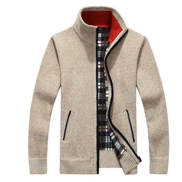 The Foley Cashmere Jacket