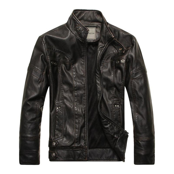 The Ryder Jacket Black