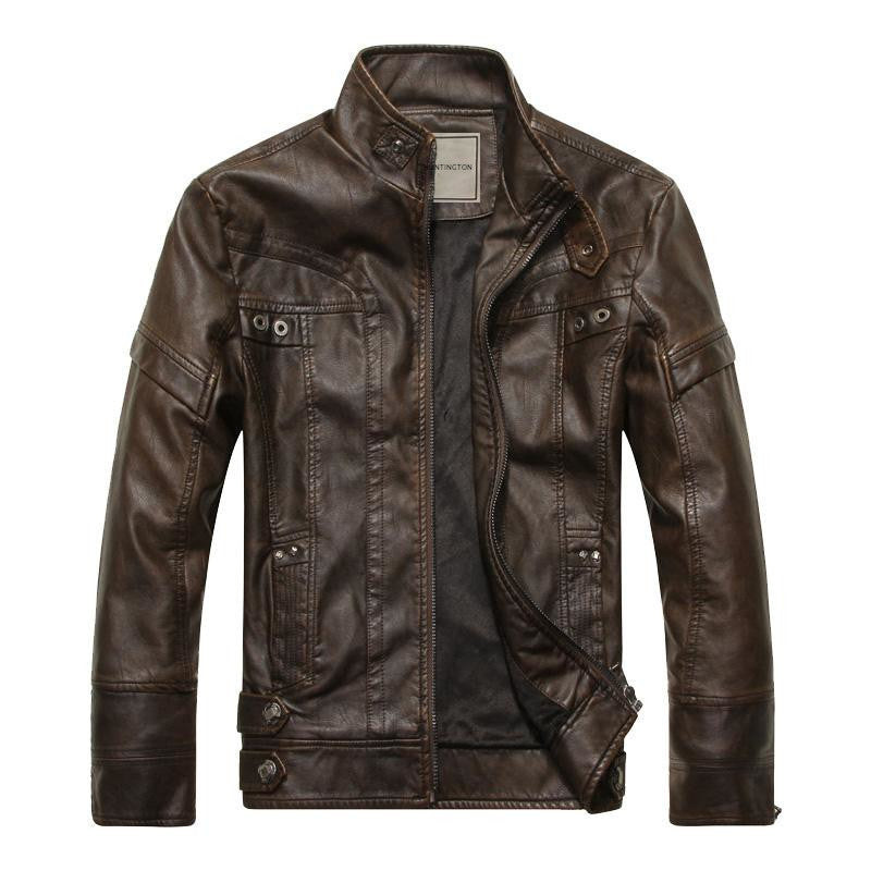 The Ryder Jacket Brown