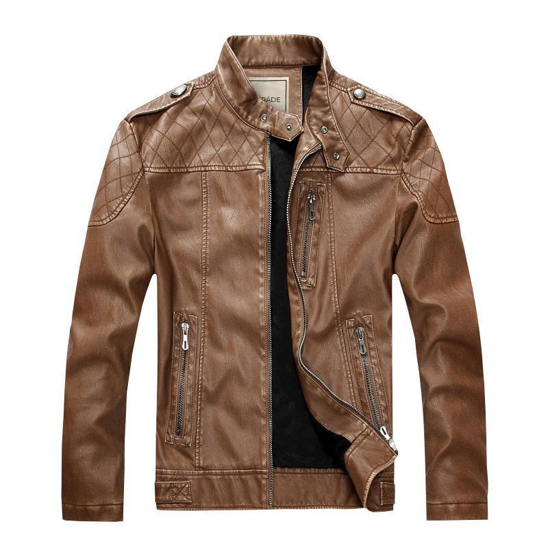 The Bain Jacket Tan