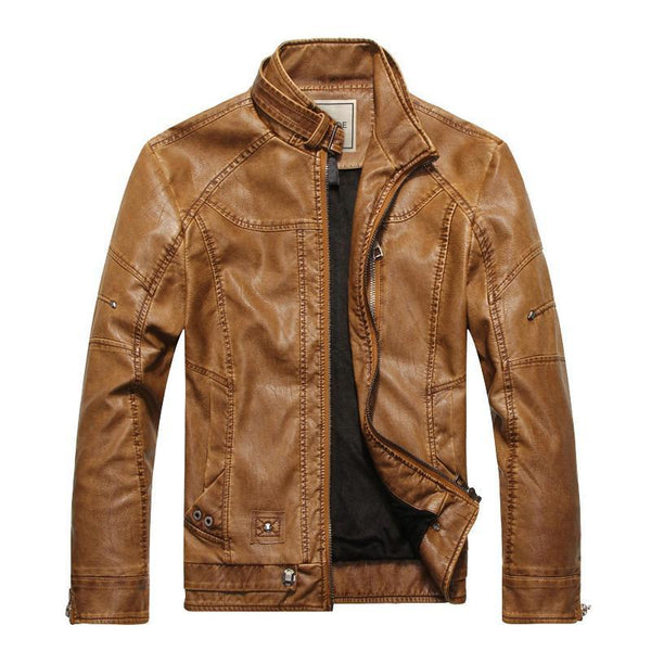 The Chief Jacket Tan