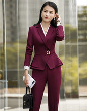 Load image into Gallery viewer, Ladies business suits