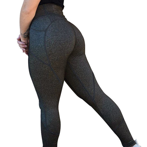Solid color leggings