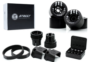 Kit de conversion GTR Street ruedas Negras