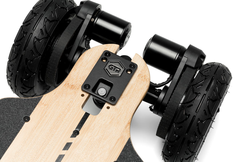 Evolve Bamboo GTR motor | Scooter/Patinete eléctrico Chile