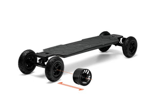 Evolve Bamboo GTR 2in1 Frontal | Scooter/Patinete eléctrico Chile