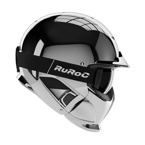 Casco Ruroc RG1-DX Chrome