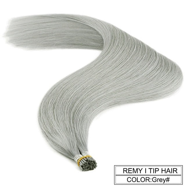 Double Drawn Remy Hair Extensions 1.0g Itips