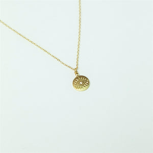 Collar Horus Eye Gold