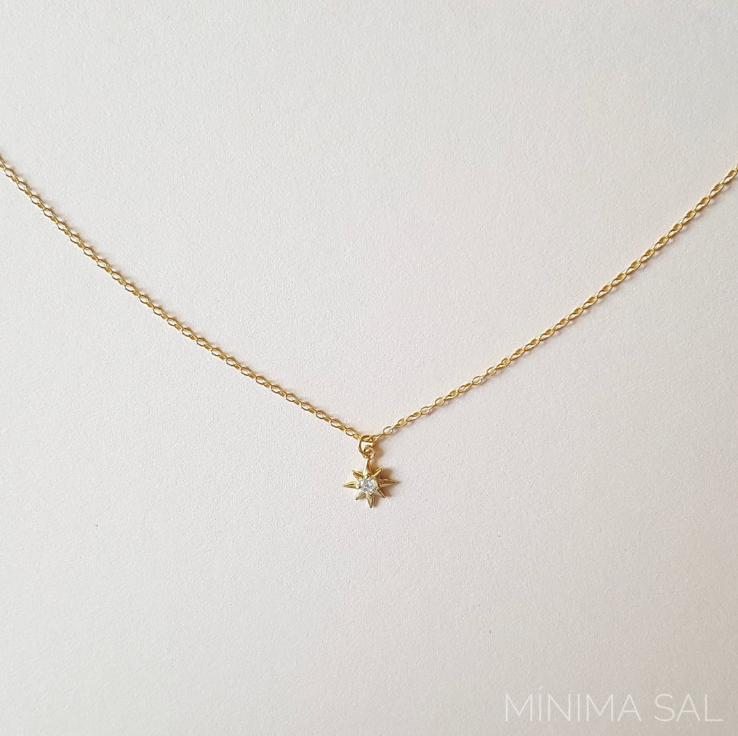 Collar Mini Star Oro