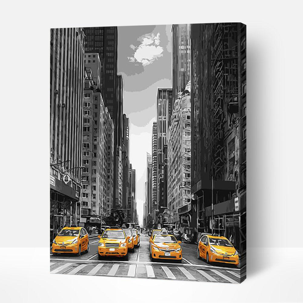 Taxis New-Yorkais