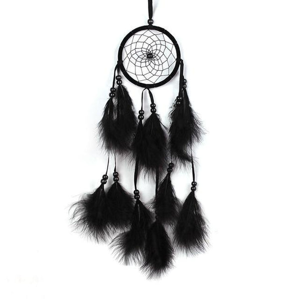 Handmade Feather Dream Catcher