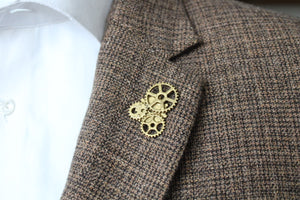 "The ""In Motion"" Lapel Pin"