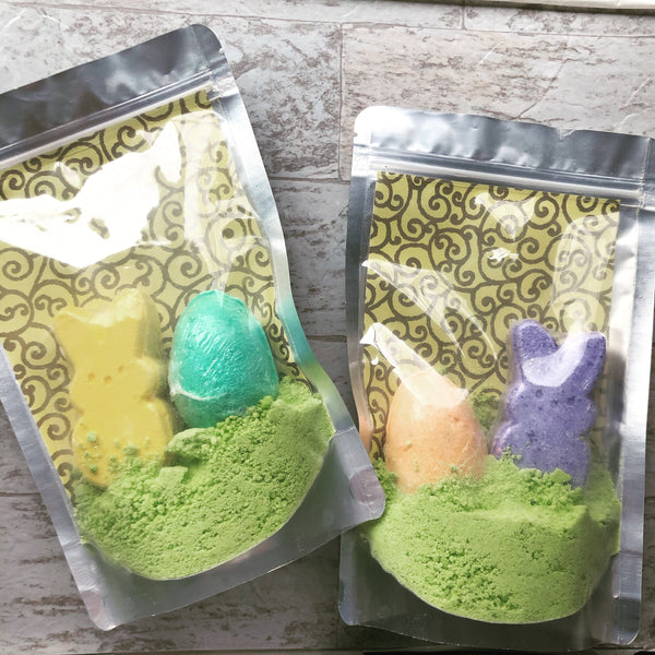 Easter Fun Bath Bombs