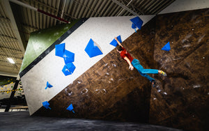 Tectonic Plates Climbing holds boulder problem