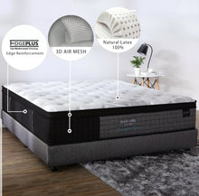 Load image into Gallery viewer, Belgium Extra Thick Foam Mattress Double Size - 34CM