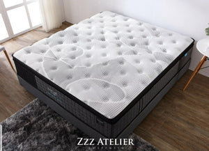 Belgium Extra Thick Foam Mattress Single Size - 34CM