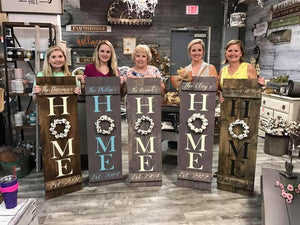 11/17/18 (10:00) Light Up Pallet Workshop