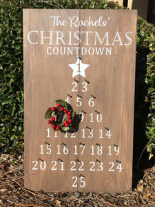 11/3/2019 - Sunday -(2:00pm) .  COUNTDOWN TO CHRISTMAS Workshop - Downtown Kirkland Studio