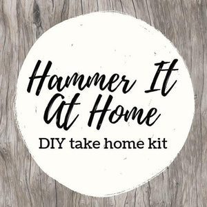 HAMMER-IT-AT HOME KIDS  (TEST)